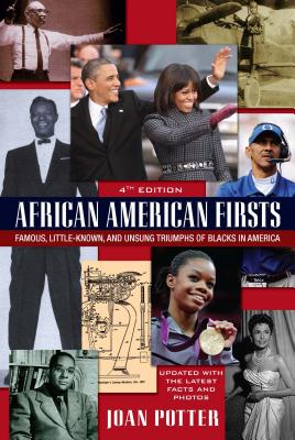 African American Firsts By Potter, Joan